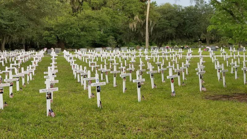 Central Florida, Fallen Floridians Memorial, Oviedo, Memorial Day