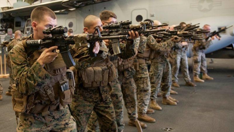 U.S. Marine Corps, Infantry, Training
